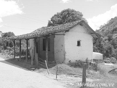Viejas Casas Andinas