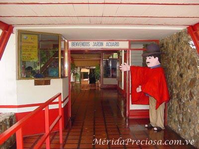 Jardín Acuario de Merida